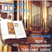 Orgue de Fontgombault plain-chant alterné